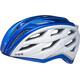 KED Xant Bike Helmet blue/white